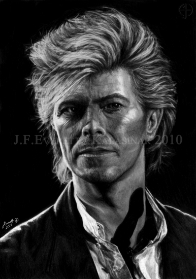 David Bowie par Kalasinar